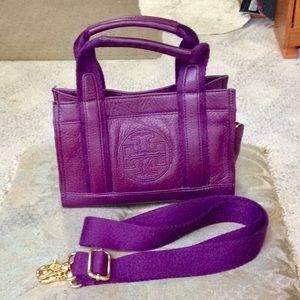 """Mini Tory Tote"" purse"
